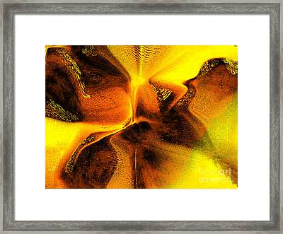 Inner Changes Framed Print