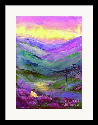 Colourful Surreal Framed Prints
