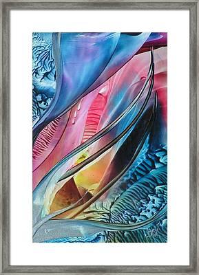 Inner Glow Framed Print by John Vandebrooke