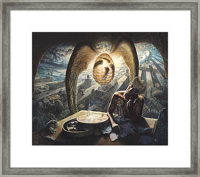 Inner Journey Framed Print