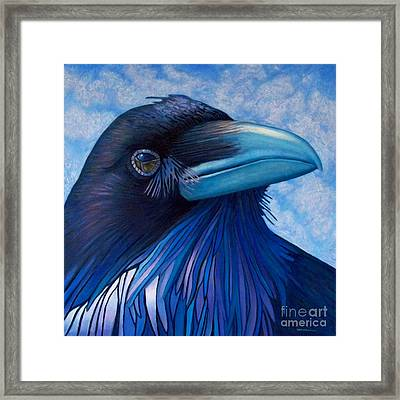 Inner Knowing Framed Print