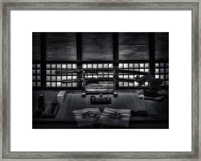 Inner Sanctum Framed Print by Hans Zimmer