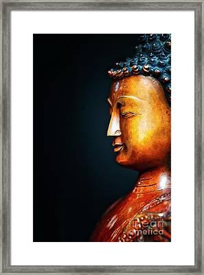 Inner Truth Framed Print