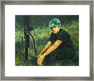 Innocence Lost  Framed Print