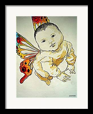 Consciously Happy Framed Prints