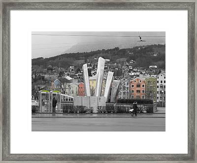 Innsbruck Art Framed Print