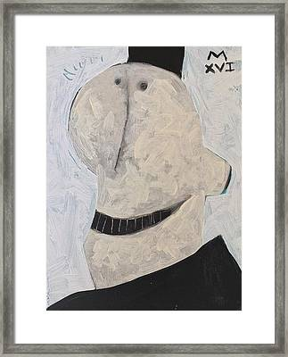 Inquisitors No 2  Framed Print by Mark M Mellon