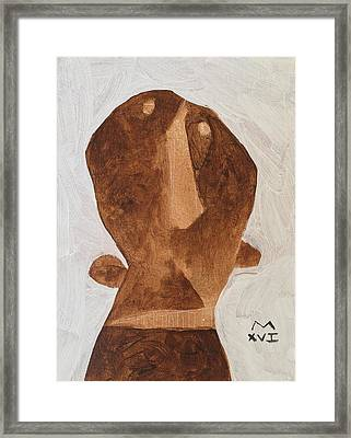Inquisitors No 3  Framed Print