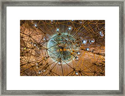 Inside Lucent Framed Print by Lauri Novak
