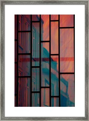 Inside Or Out Framed Print by Jez C Self