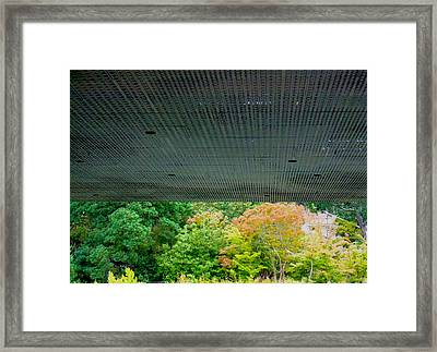 Inside Out Framed Print by Eileen Shahbazian