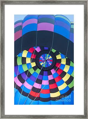 Inside The Balloon Framed Print by Juli Scalzi