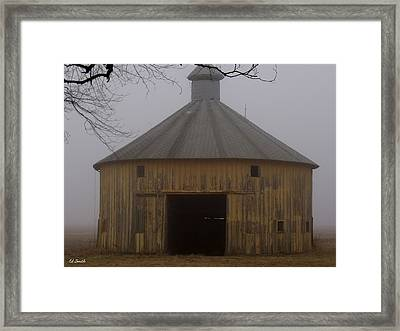 Inside These Four Walls Framed Print