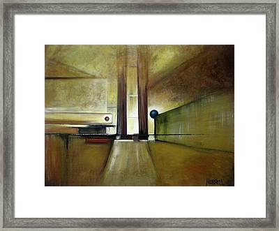 Insight Framed Print by Judy Merrell
