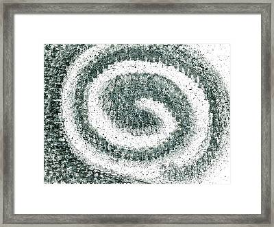 Insights From The Infinite Intelligence #656 Framed Print