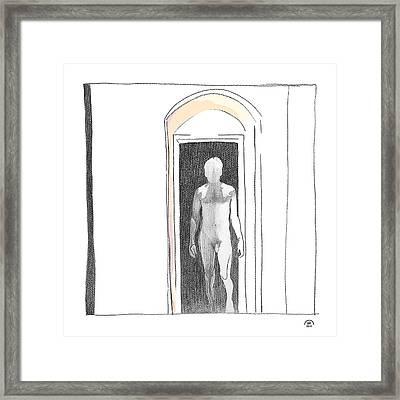 Insomnia 2 Framed Print by Stan Magnan