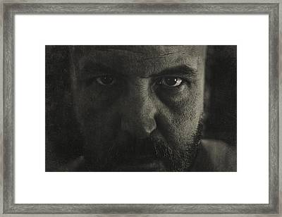 Insomnia Framed Print by Scott Norris