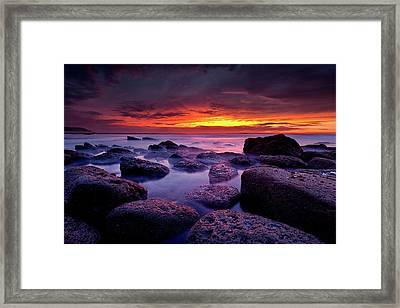Framed Print featuring the photograph Inspiration by Jorge Maia