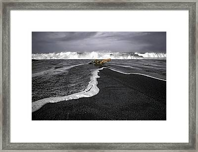 Inspirational Liquid Framed Print
