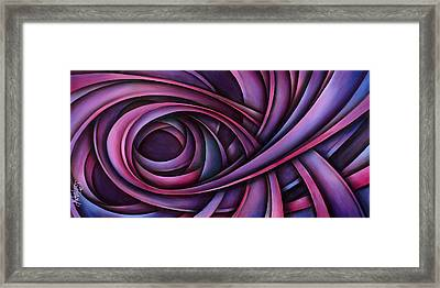 Inspire Framed Print by Michael Lang
