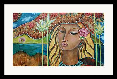 Empowered Images Of Women Framed Prints