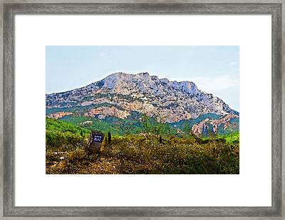 Inspirer Of Paul Framed Print by L KervaL