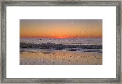Inspiring Moments Framed Print
