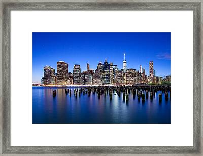 Inspiring Stories Framed Print