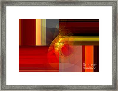 Inspriration  Framed Print