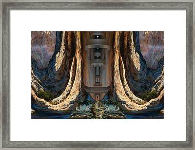 Installation 51 Framed Print
