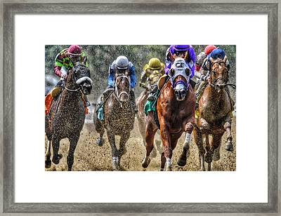 Intensity#2 Framed Print