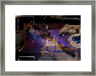 Intensive Variable Framed Print