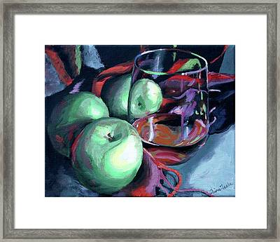 Intent Framed Print by Trina Teele