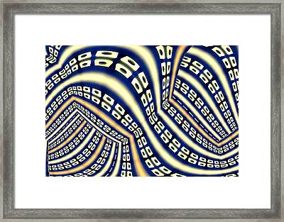 Interchange Framed Print by Paul Wear