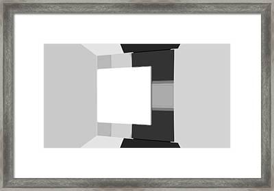 Interior Framed Print