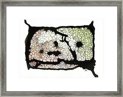 Internal Landscape Two Framed Print