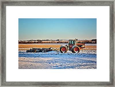 International 4586 Framed Print