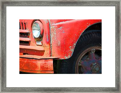 International Fire  Framed Print by Jame Hayes