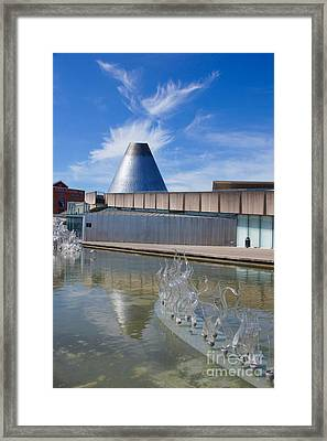 International Museum Of Glass Framed Print