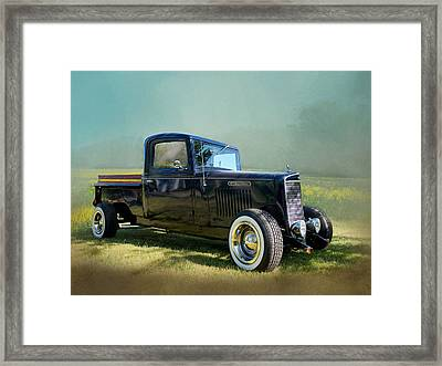 Framed Print featuring the photograph International by Robin-Lee Vieira
