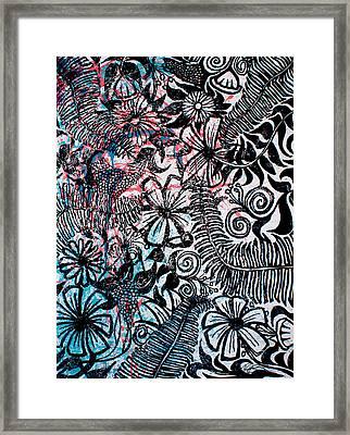 International Framed Print