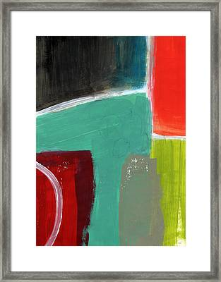 Intersection 38 Framed Print