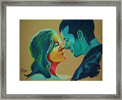 Intimate Framed Print