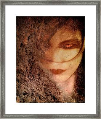 Into Dust Framed Print