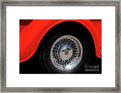 Into Summer Framed Print by Ron Hoggard