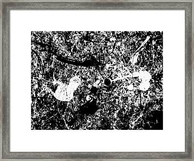 Into The Darkness Framed Print by Dan Sproul