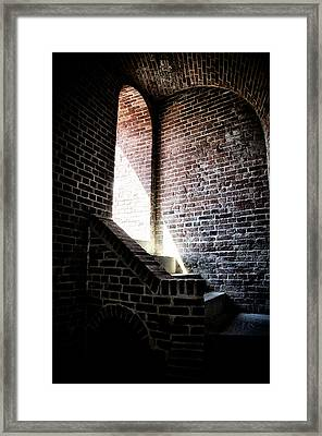Into The Light Framed Print by Bill Cannon