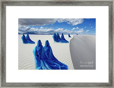 Into The Mystic 12 Framed Print by Bob Christopher