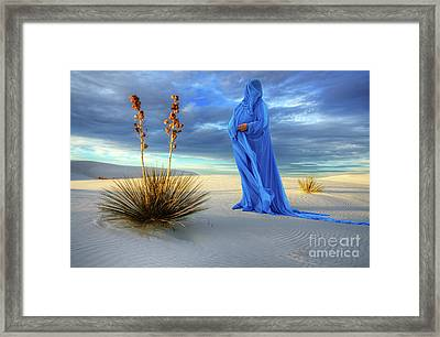 Into The Mystic 26 Framed Print by Bob Christopher