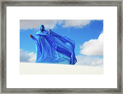 Into The Mystic 28 Framed Print
